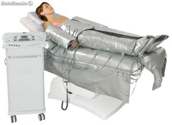 Trattamento corpo - pressoterapia con infrarossi anticellulite