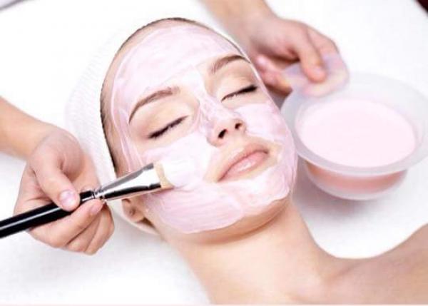 Trattamento viso - pulizia