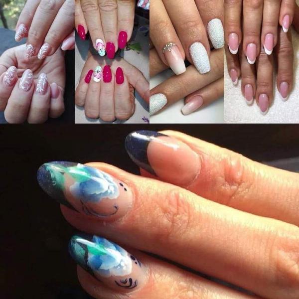 Ricostruzione unghie Nail Art